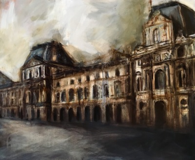 Le Louvre (SOLD)