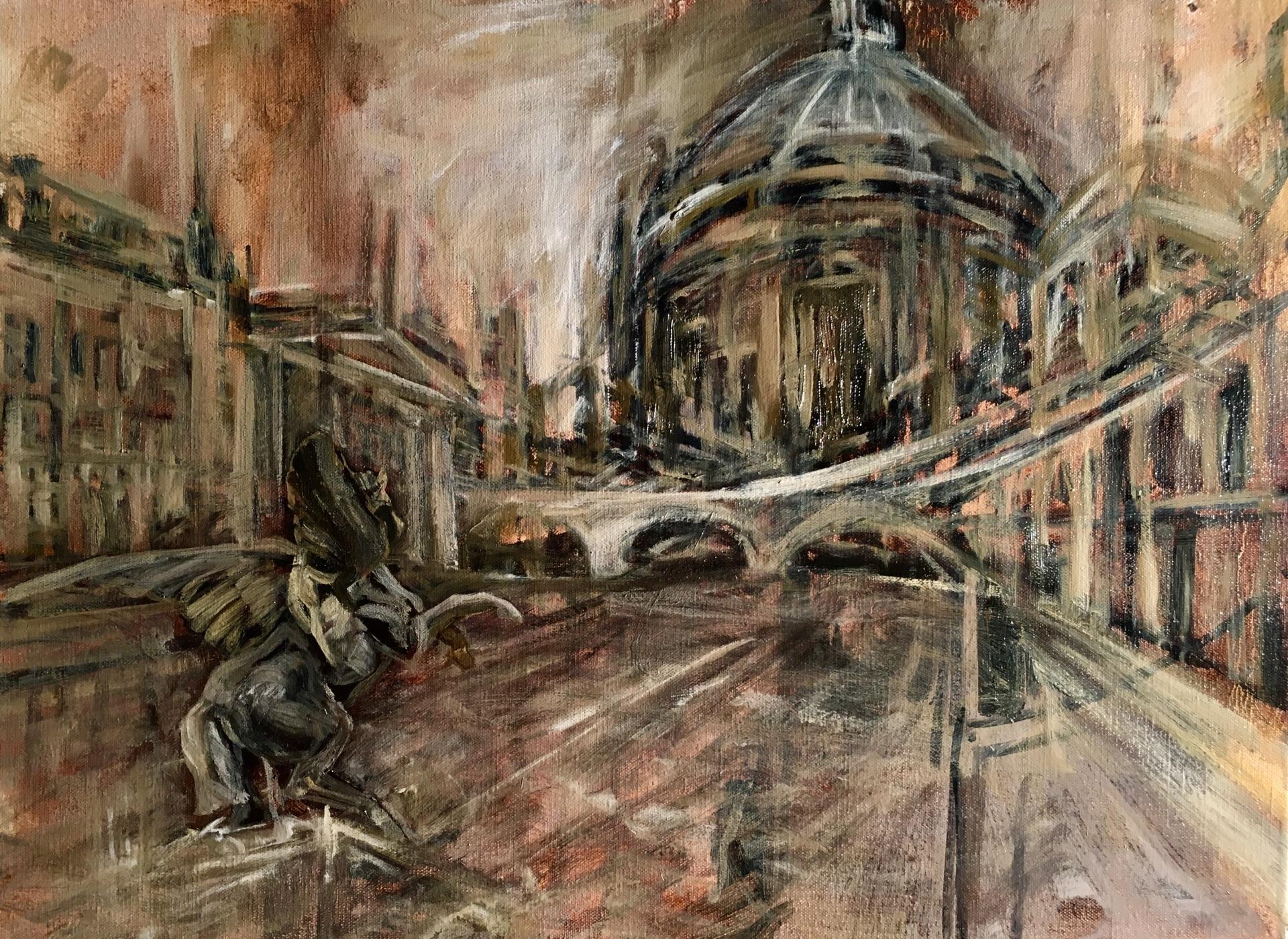 Paris Mémoire Musé D'Orsay (SOLD)