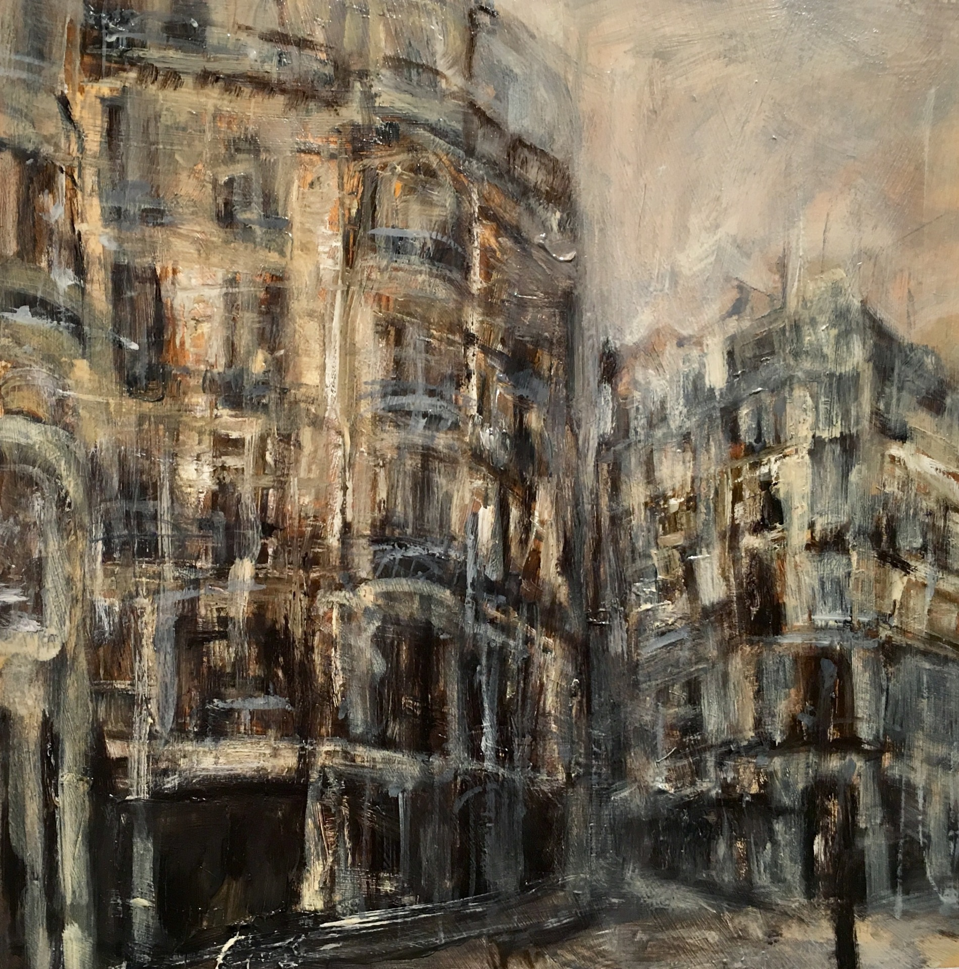 6th Arr. Paris (SOLD)
