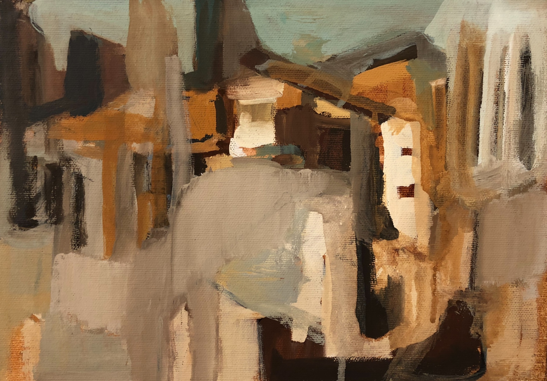 Noyers Village Study