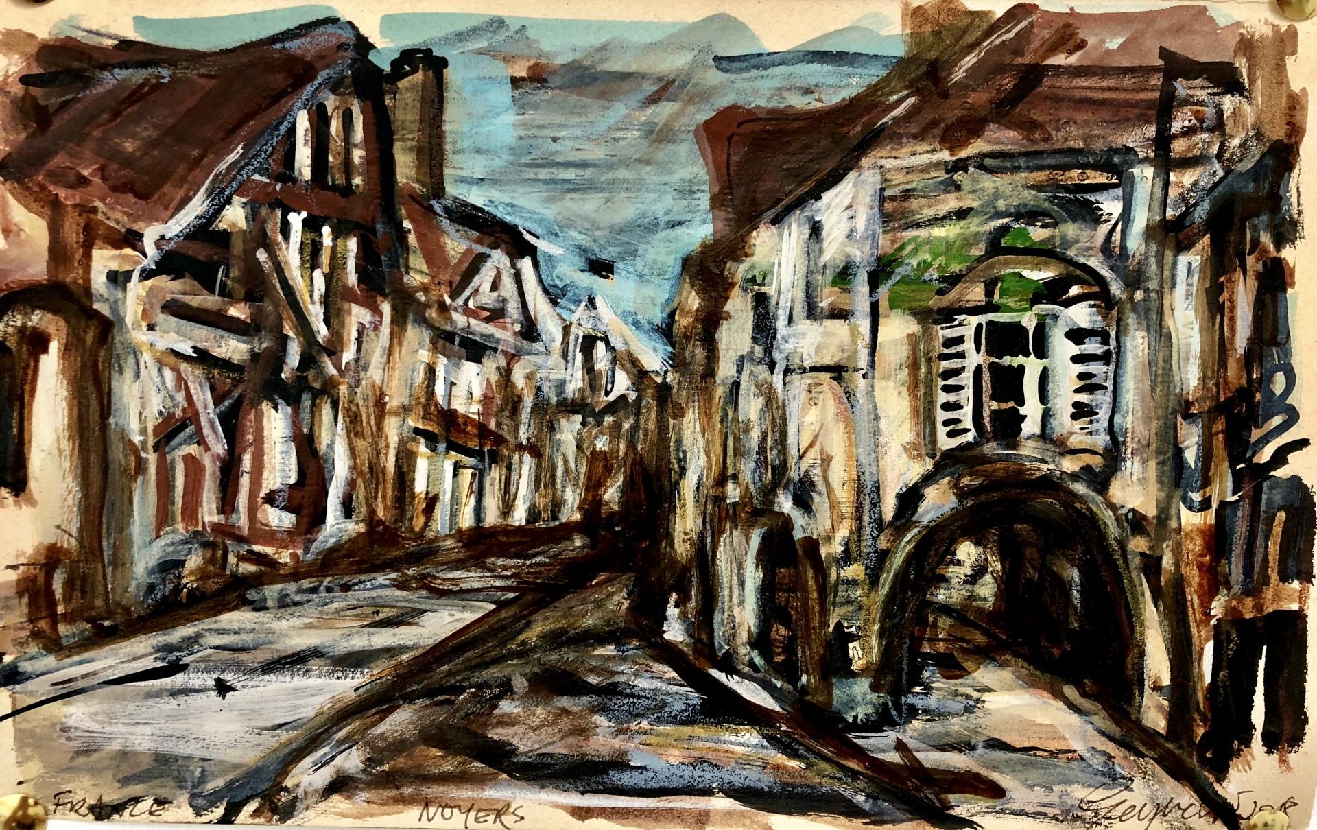 Noyers Village