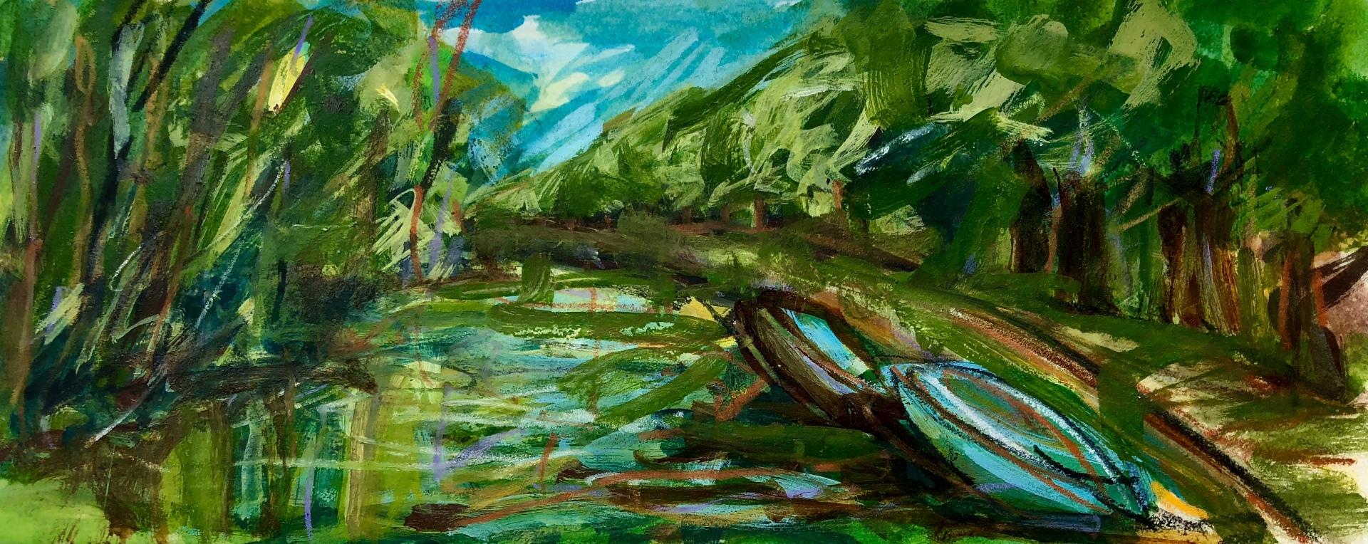 River Boats Le Serein
