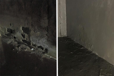 Wall Waterproofing and Sealing