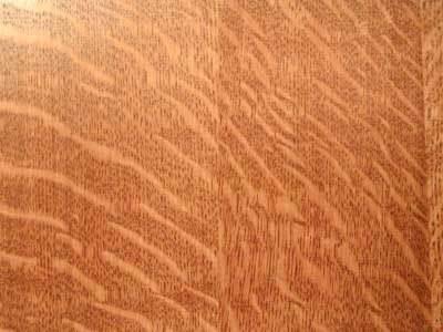 1/4 sawn Red oak