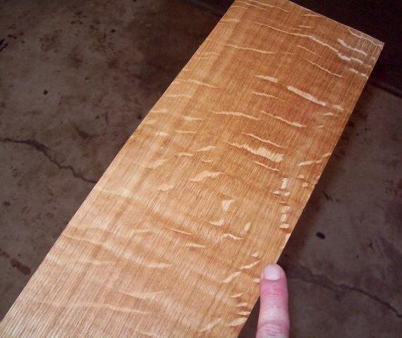 1/4 sawn White oak