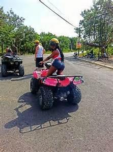 ATV or Dirt Bike