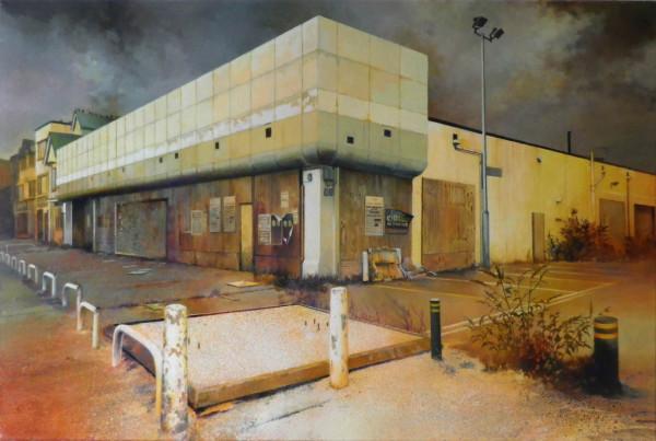 Abandoned Car Showroom, Westcliff