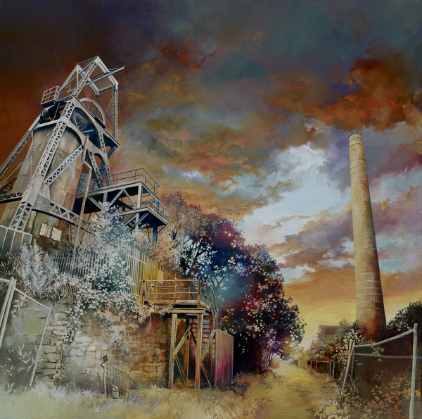 Chatterley Whitfield Colliery