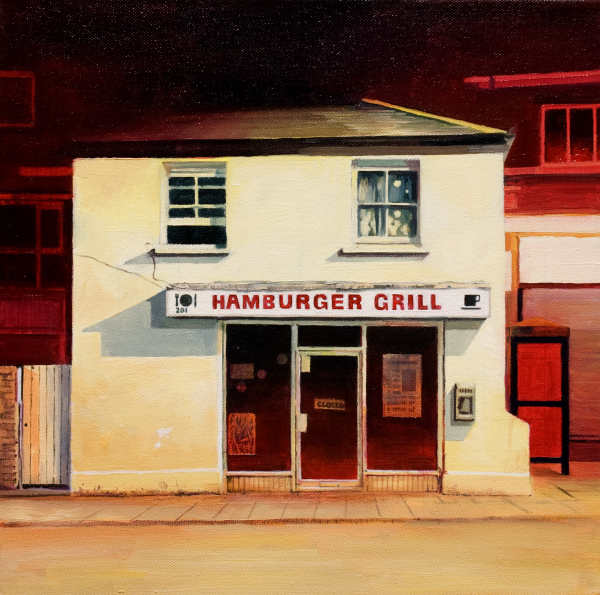 HAMBURGER GRILL