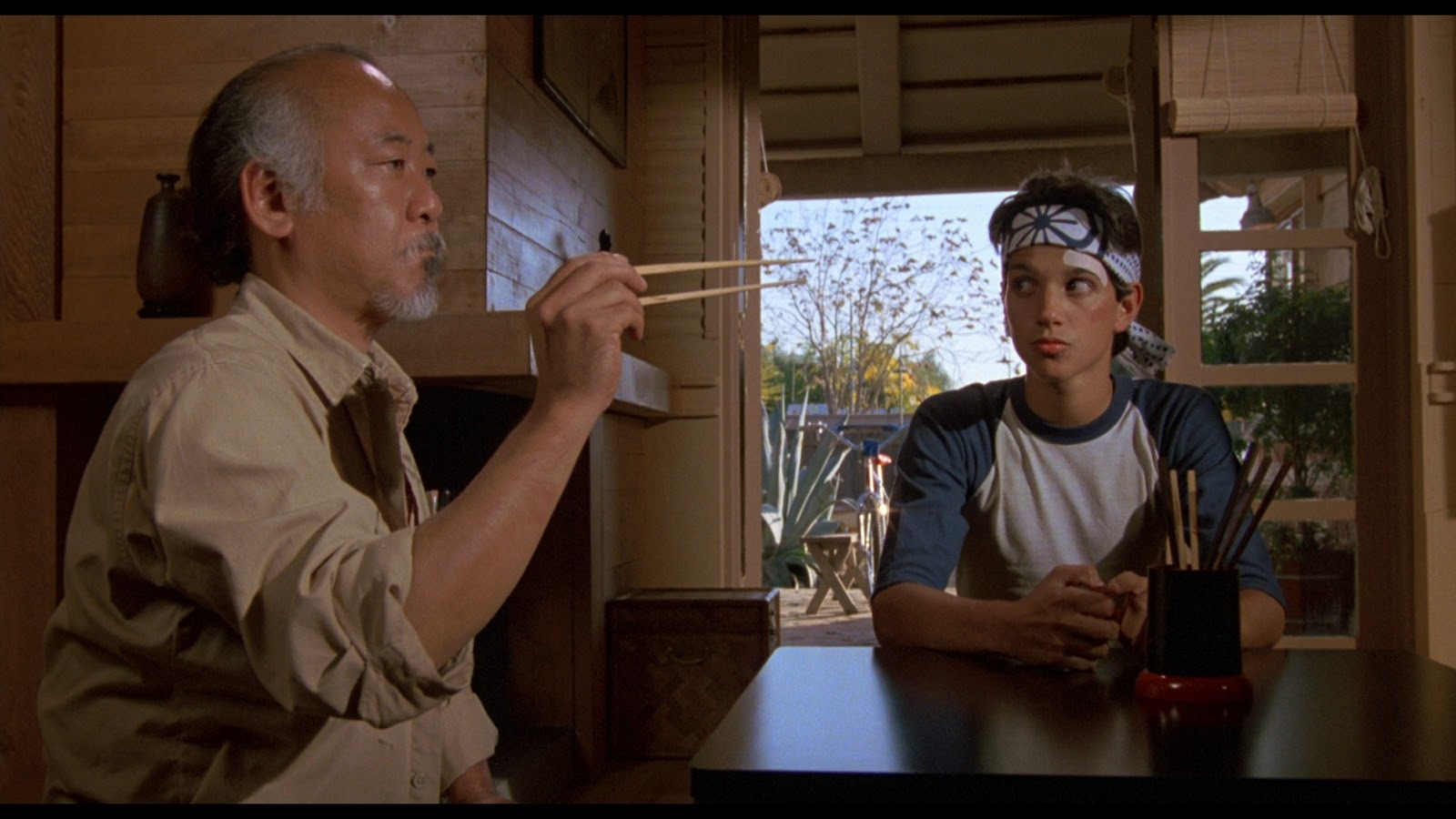 FILM MUSIC: The Karate Kid (1984) - Bill Conti