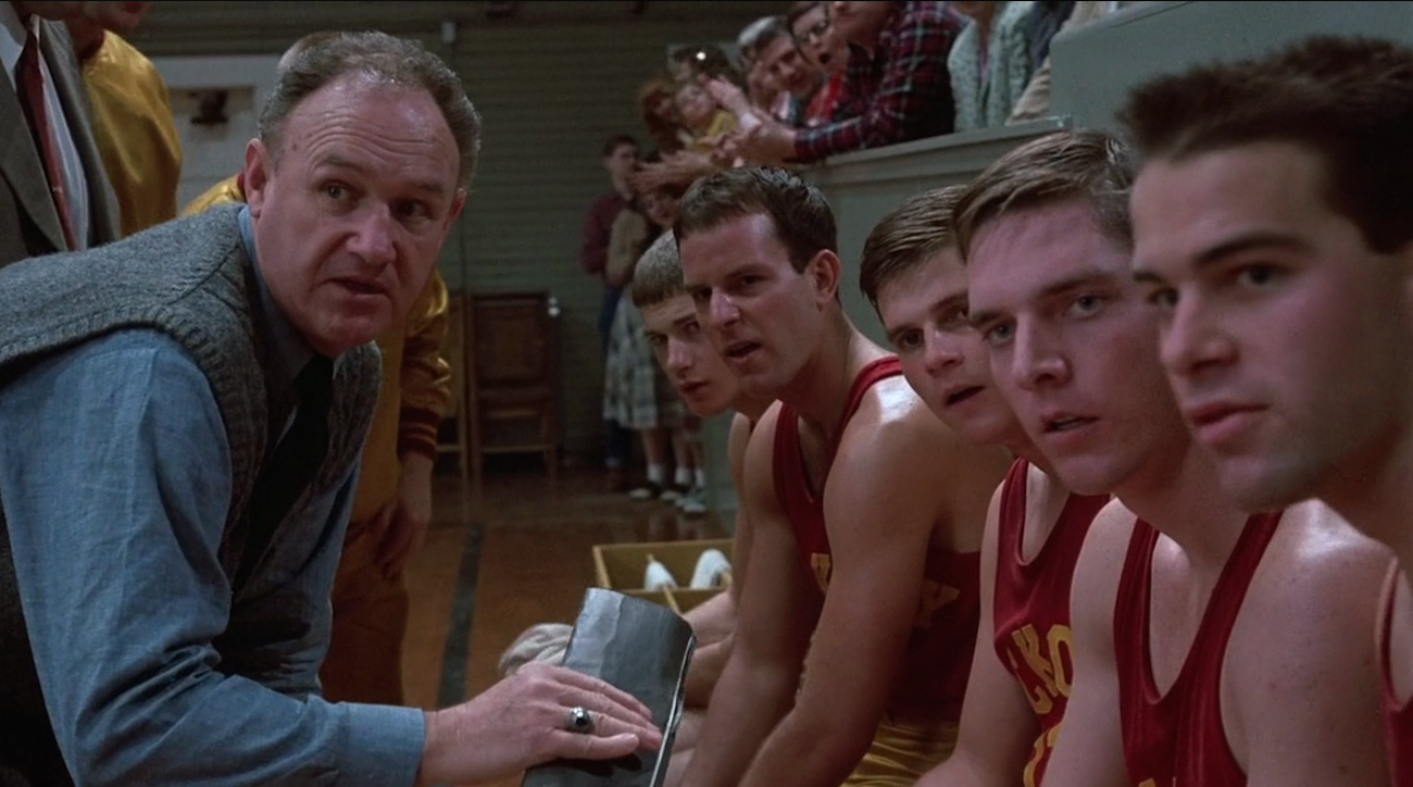 FILM MUSIC: Hoosiers (1986) - Jerry Goldsmith