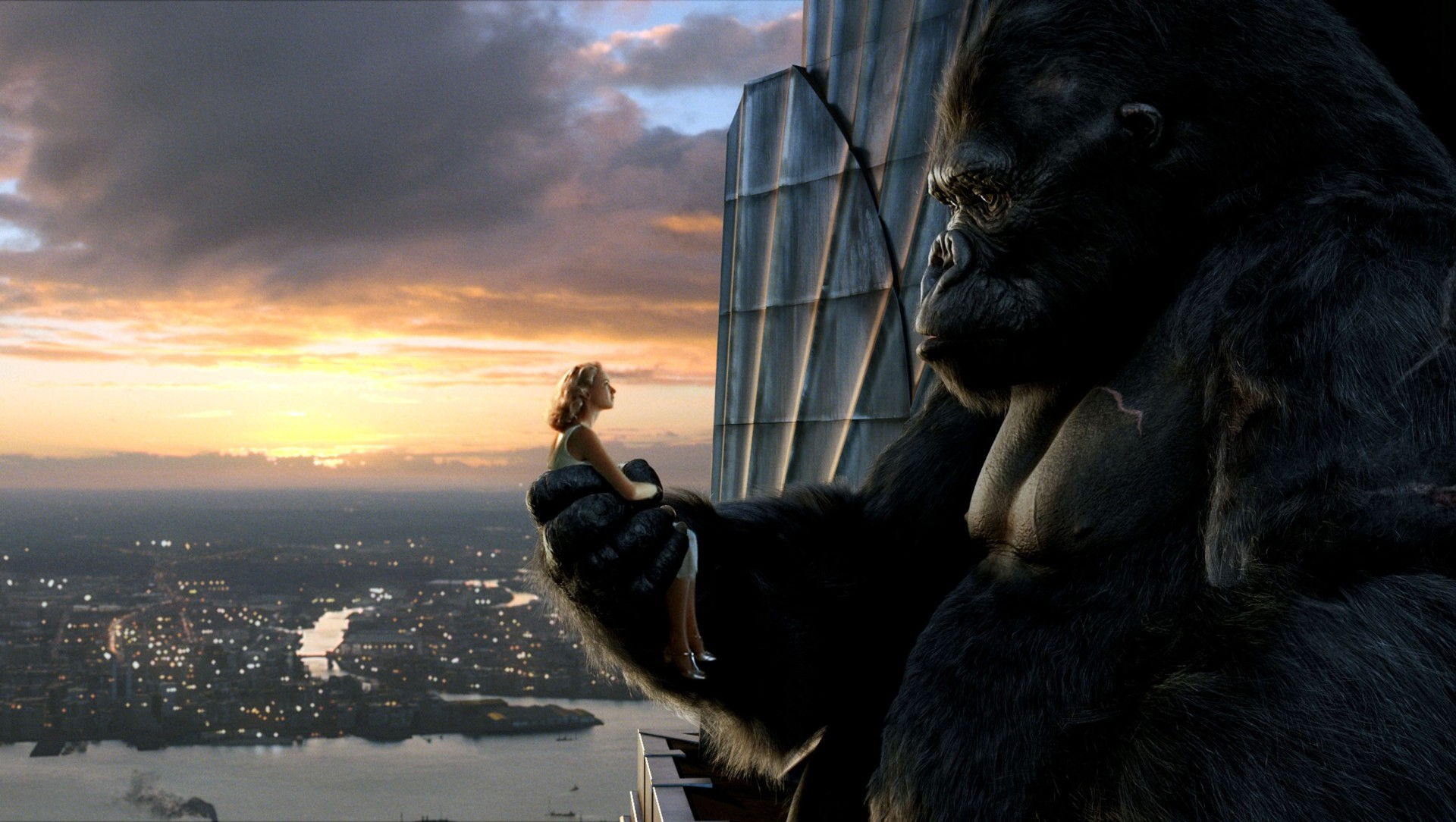 FILM MUSIC: King Kong (2005) - James Newton Howard