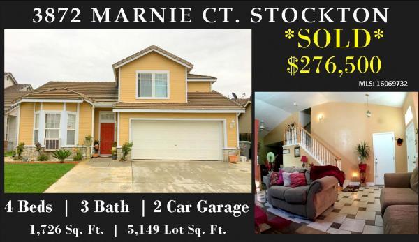 Stockton, California. Weston Ranch Area