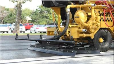 Pavement Sealant and repair