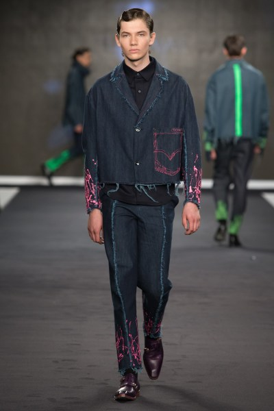GFW 2016 - ISTITUTO MARANGONI GRADUATE COLLECTION
