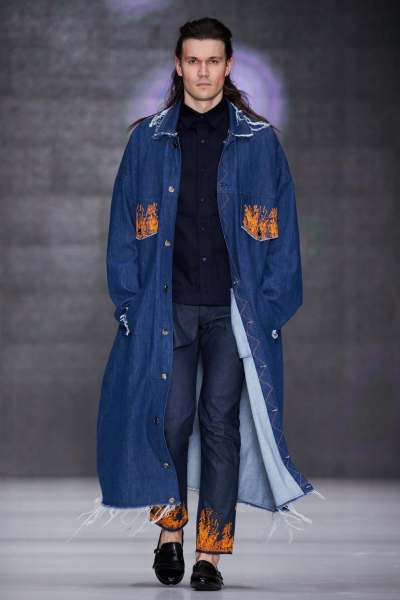 MBFW Russia - AW 17/18 GRADUATE COLLECTION