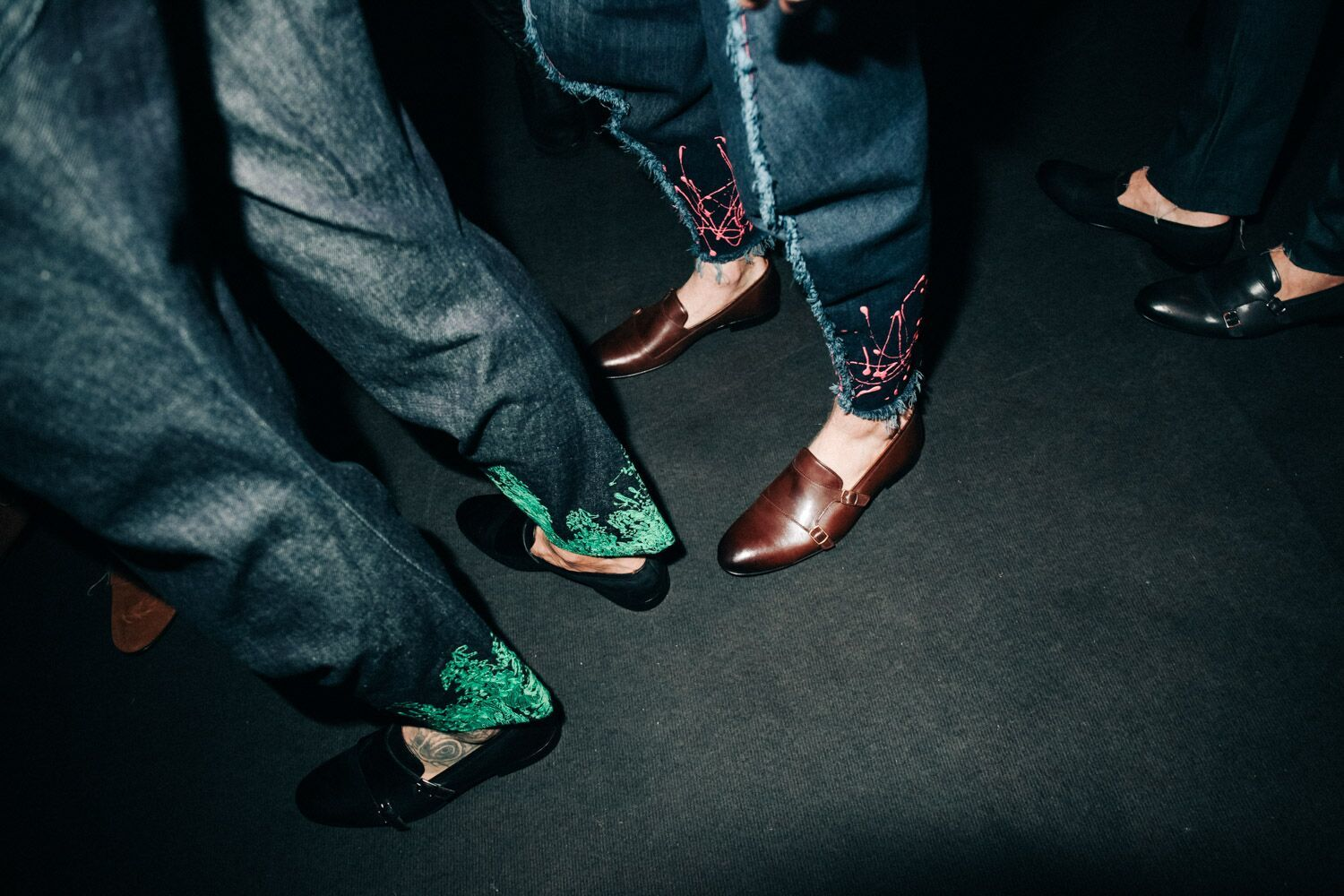 MBFW Russia - BACKSTAGE