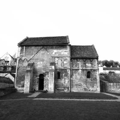 Saxon Church