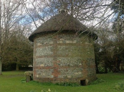 Dovecot at Wilcot Manor