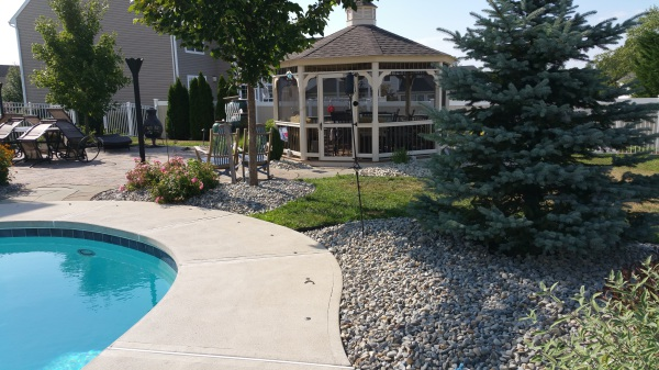 Complete Poolscape Design