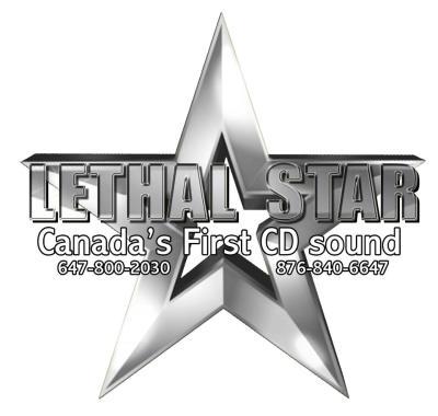LETHAL STAR LOGO 1 SILVER