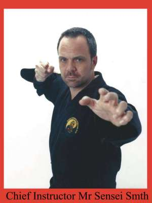 Sensei Michael Smith