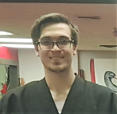 Sensei Evan Smith