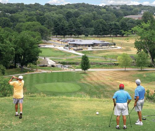 Kansas City Golf Course Tour
