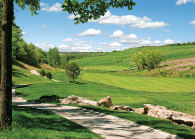 Kansas City golf courses by TEE TIMES GOLF GUIDE MAGAZINE