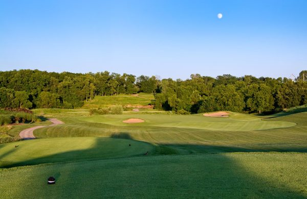 Shoal Creek Golf Course 5, Photography by Cromwell