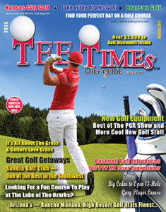 TEE TIMES GOLF GUIDE March 2017 issue