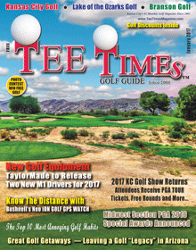 TEE TIMES GOLF GUIDE January 2017 issue