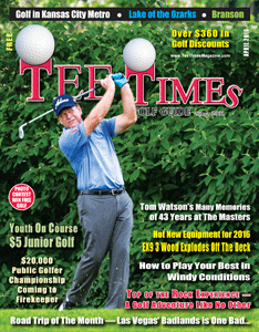 TEE TIMES GOLF GUIDE April 2016 issue,