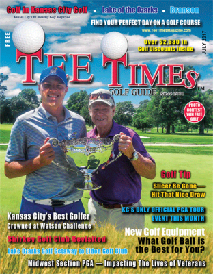 TEE TIMES GOLF GUIDE July 2017