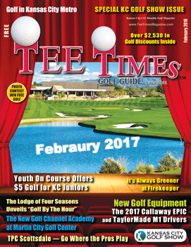 TEE TIMES GOLF GUIDE February 2017 issue