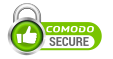 Comodo Secure Site Seal graphic