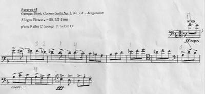 West Texas Cello Excerpt #5