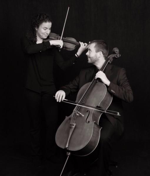 Luke Darville Sila Darville Wedding Music Lexington KY Louisville KY Danville KY Violin Lessons Cello Lessons