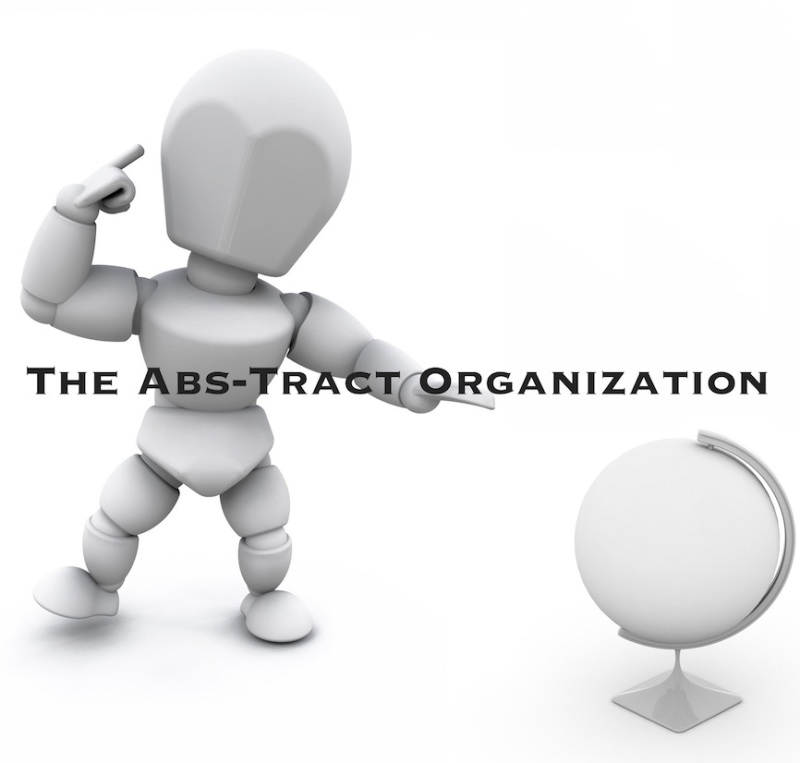 The Abs-Tract Organization