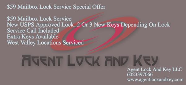 Mailbox Keys and Locks