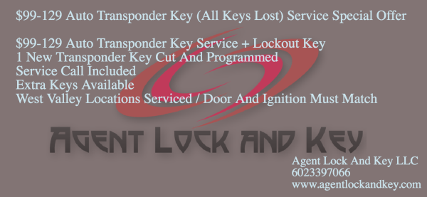 Transponder Keys