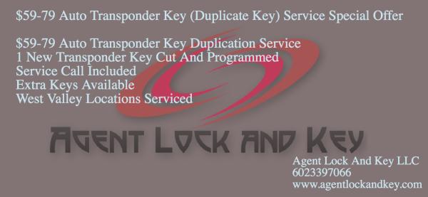 Dupilcate Car Key