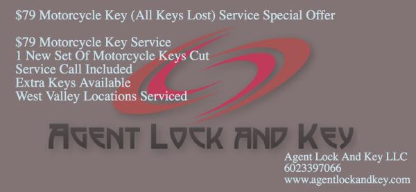 Motorcycle Key
