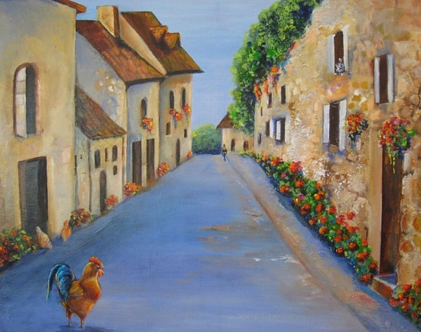French Village ©