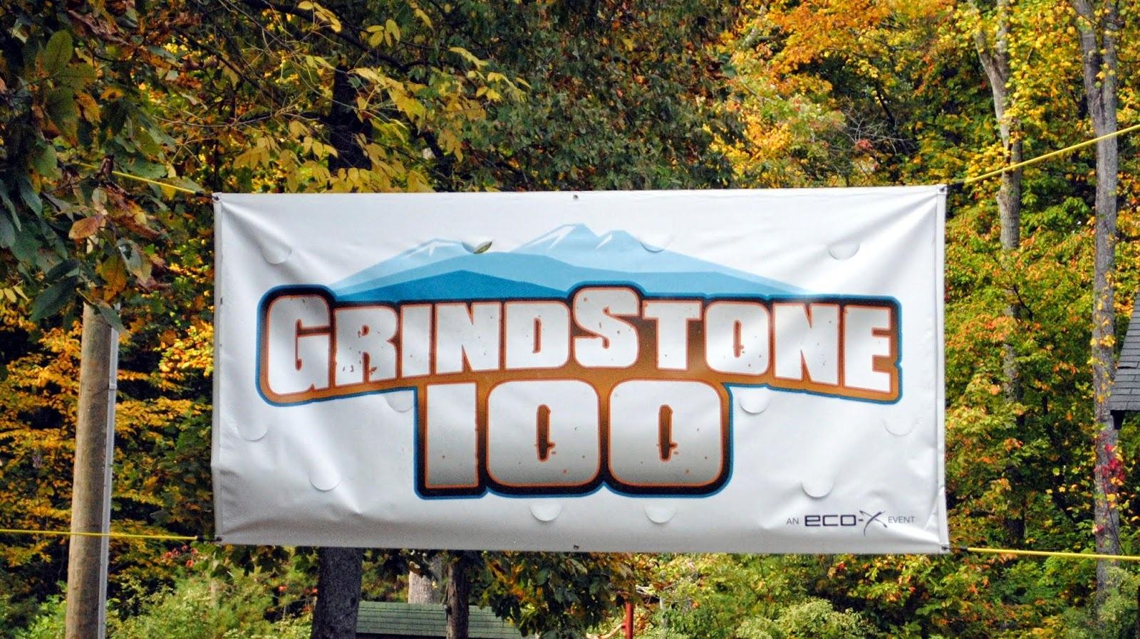 Grindstone 100 - aka Mudfest...