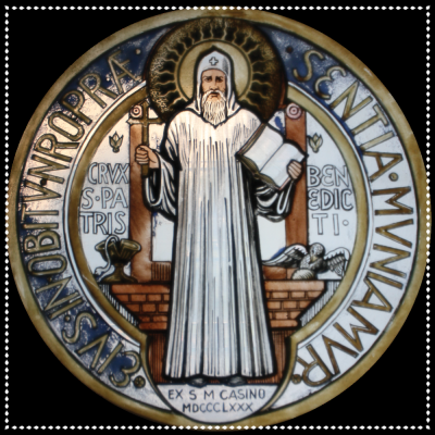 Saint Benedict's Medal