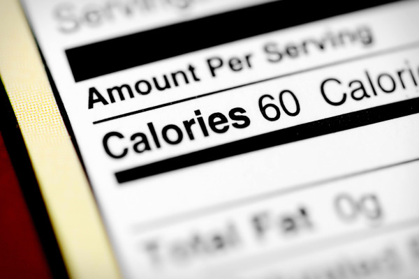 Five ways to reduce your calorie intake.