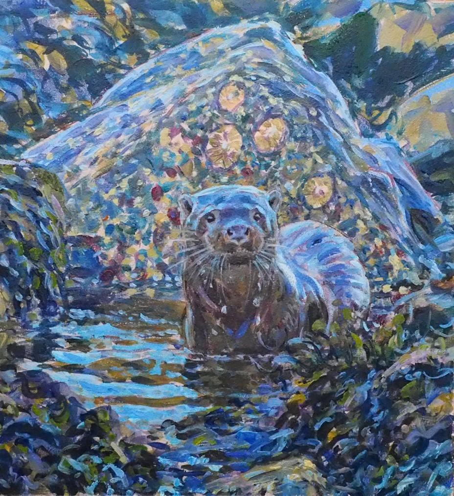 Otter Rock Poo