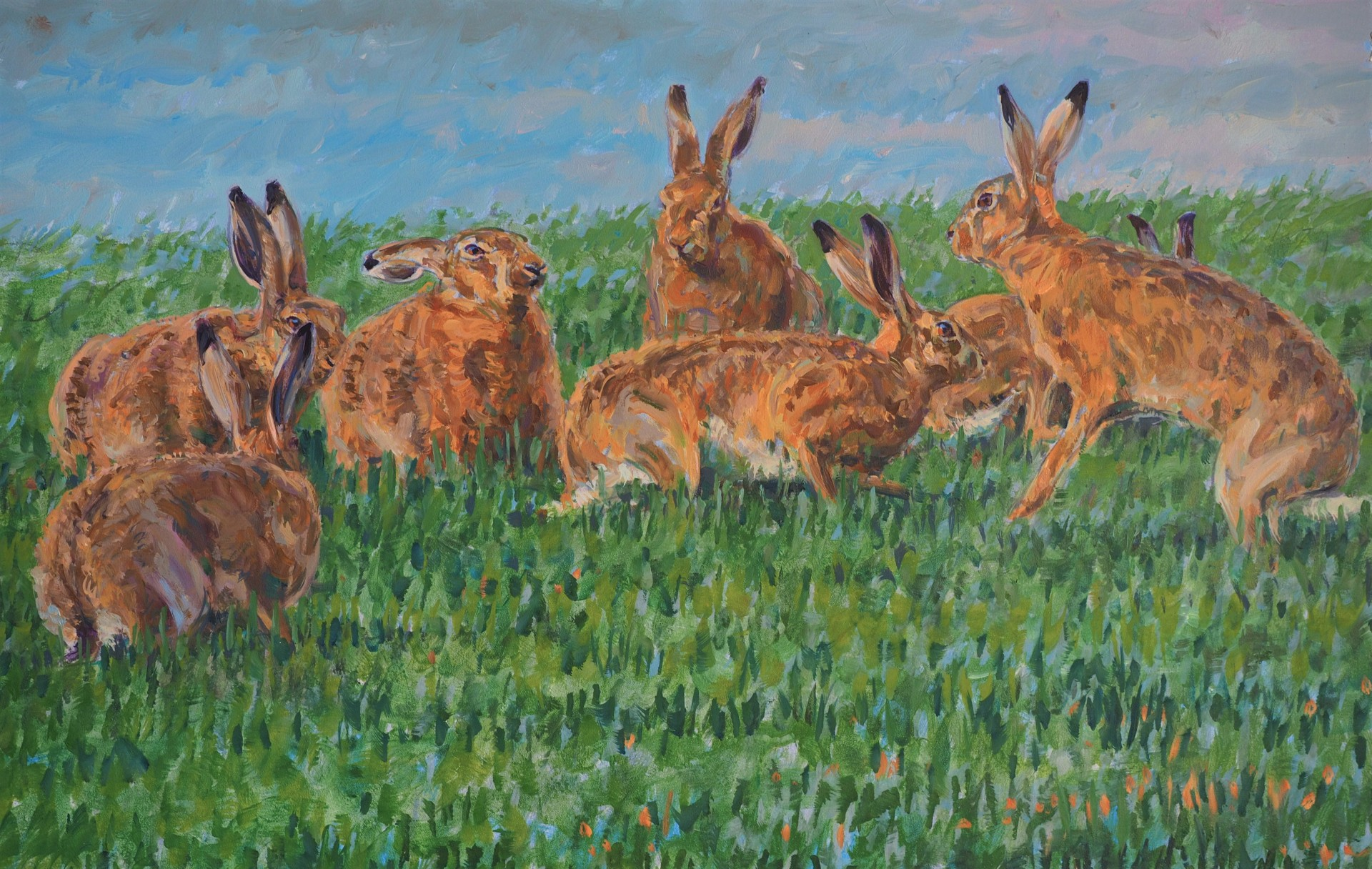 March Hare Gathering