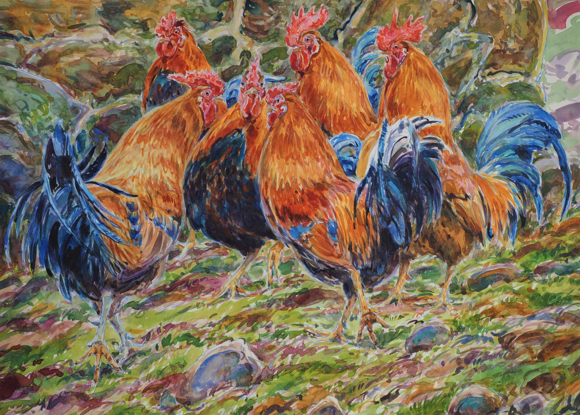 Cockerel Group